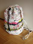 Plastic Bag Crochet Backpack (1)