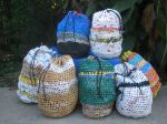 Plastic Bag Crochet Backpack (7)