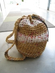 Plastic Bag Crochet Backpack (9)