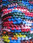 Plastic Bag Crochet Bag Closeup (1)