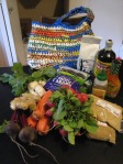 Plastic Bag Crochet Grocery Bag (1)