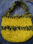 Plastic Bag Crochet Shopping Bag (4)